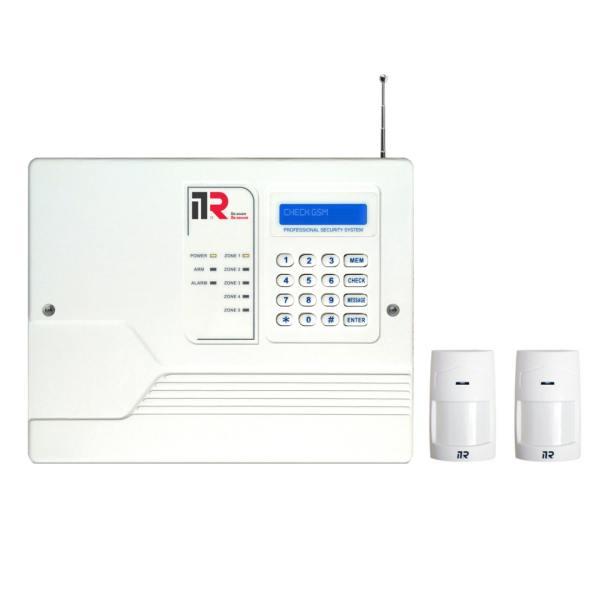 دزدگیر اماکن آی تی آر مدل DKI30-2